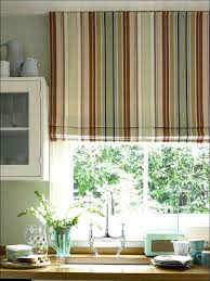 White Kitchen Curtains With Red Trim by White With Blue Trim Kitchen Curtains Navy And Curtain Sets Yellow