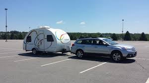 What I Learned Towing A 2,000lb Camper 2,500 Miles - Subaru Outback ...