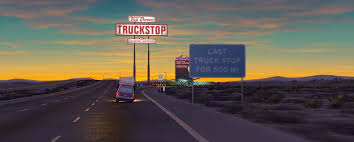 Top Down Truckstop | Pixar Wiki | FANDOM Powered By Wikia Pilot Truck Stop Stock Photos Images Alamy Truckstop Parking Fail Youtube List Of Stops In American Simulator Stop With Truck And Classic Car Inrstate I70 Green River Aerial Above Along Inrstate 10 Texas Atlas Van Lines Truckstop Trucks Parked Worlds Largest Iowa 80 Walcott Usa Tips Saving Money Time Frustration Bay Peabody Truck Stop Safety Guide Album On Imgur Indiana Jack The Express