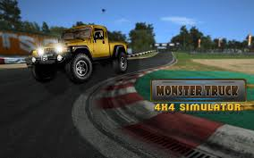 100 Monster Truck Simulator 4x4 Free Download Of Android Version M