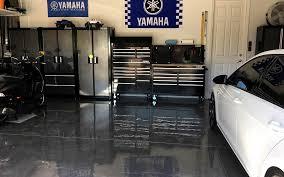 Rustoleum Garage Floor Epoxy Kit Instructions by A Rocksolid Metallic Garage Floor Coating Project All Garage Floors
