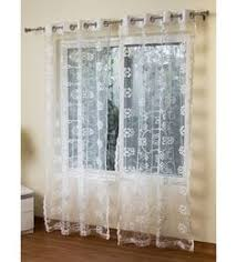 Chiffon Curtains Online India by Nature U0026 Floral Door Curtains Buy Nature U0026 Floral Door Curtains