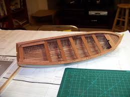 The Main Item That Had To Be Attached Exterior Of Hull Was Rudder It Earlier Been Painted Along With But Pintles And