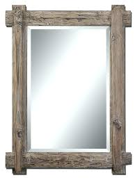 wall mirrors iyanna light oak framed wall mirror oak framed wall