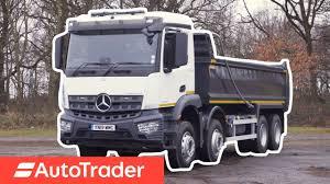 100 Autotrader Trucks MercedesBenz Arocs Truck Review