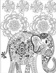 BOHO Designs Coloring Book ArtistsClub