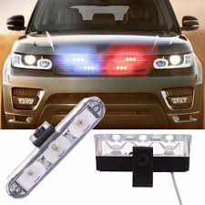 100 Strobe Light For Trucks Best Quality 2x3 Led Ambulance Police Light Car Truck DRL