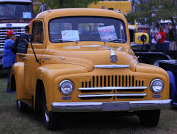 File:1951 IH L110.jpg - Wikimedia Commons 1951 Intertional Panel Truck For Sale Classiccarscom Cc751391 1952 Harvester L120 Youtube Old Parked Cars 1956 S120 Pickup Classics On L110 By Brenda Loveless Artwantedcom Country Classic Cars A Bright Red Vintage Era Truck Or Lorry Series Wikipedia Fast Lane
