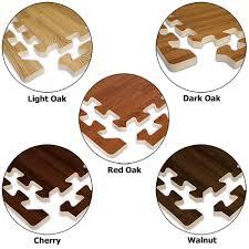 Exercise Floor by Wood Grain Foam Aerobic U0026 Exercise Flooring