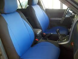 HIGH QUALITY CUSTOM CAR SEAT COVERS FOR BMW 6 SERIES.