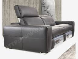 canapé relaxation cuir canapé relaxation cuir electrique impressionnant salon cuir relax