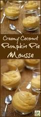 Paleo Maple Pumpkin Custard by Creamy Coconut Pumpkin Pie Mousse This Mama Cooks On A Diet
