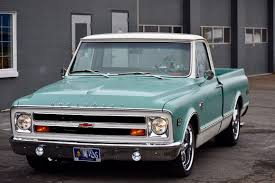1968 Chevy C10 - Used Chevrolet C-10 For Sale In Medford, Oregon ... 1968 Chevy Shortbed Pickup C10 Pick Up Truck 454 700r4 4 Speed Auto Lowered Chevy 50th Anniversary Pickup Muscle Truck Like Gmc Hot Rod Spuds Garage Short Bed Restomod For Sale Patina Trick N Rod Chevrolet Stepside Fully Restored Clean Az For 1967 1969 C K 1970 1971 1972 Trucksncars C50 Dump Truck Has Remained In The Family Classic Work Smart And Let The Aftermarket Simplify