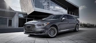Genesis G90 The New Luxury Midsize Sedan