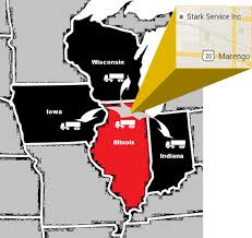 100 Trucking Companies In Illinois