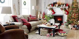 Dazzling 60s Coffee Table 60 Elegant Christmas Country Living Room Decor Ideas Family Holidaynetguide To Large