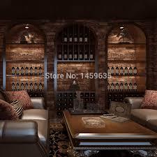 chinesische stereoskopische nachahmung ziegel ziegel tapete muster tapete retro restaurant bar wohnzimmer tv hintergrund ziegel