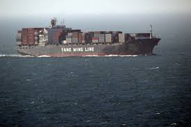 100 Shipping Containers San Francisco FileContainer Ship In Pacific Ocean Off The Coast Of