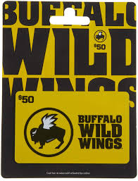 $50 Buffalo Wild Wings Gift Card - Slickdeals.net Buffalo Wild Wings Survey Recieve Code For Free Stuff Coupon Code Sweatblock Is Buffalo Wild Wings Open On Can You Use Lowes Coupons At Home Depot Gnc Discount How Much Are The Bath And Body Tuesday Specials New Deals Best Healthpicks Coupon Silvertip Tree Farm Coupons 1 Promo Codes Updates Prices September 2018 Sale Over Promo Motel 6 Colorado Springs National Chicken Wing Day 2019 Get Free Lasagna Freebies Discounts Game Food Find 12 Cafe Zupas Codes October