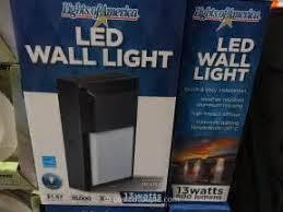 lights of america 13w led wall light reviews wayfair light wall