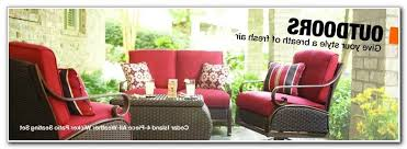 Patio Furniture Home Depot Martha Stewart