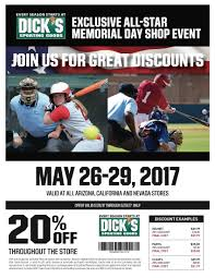 Promotions   Goleta Valley South Little League How To Use A Dicks Sporting Goods Promo Code Print Dicks Coupons Coupon Codes Blog 31 Hacks Thatll Shock You The Krazy Coupons Express And Printable In Store 20 Off Weekly Ads 20 Much Save With Shopping Deals Promotions Goleta Valley South Little League Official Retail Sponsor Of The World Series