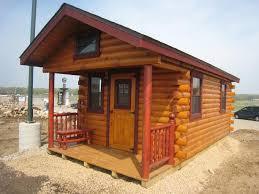 10x20 Shed Plans With Loft by Trophy Amish Cabins Llc 10 U0027 X 20 U0027 Hunter 200 S F Standard 4