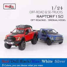 2017 New Maisto 1:24 F150 SVT Raptor Off Road Pickup Truck ... Amazoncom Dodge Ram 3500 Dually Pickup Truck 132 Scale By Tonka 3 Pack Light And Sound Vehicle Garbage Tow Newray Pbr Pick Up Cattle Trailer With Bull Rider Set Yellow 1955 Chevy Stepside Pickup Die Cast Rockstar Energy Monster Toy By Malibu Toys Youtube W Camper Gray Kinsmart 5503d 146 Scale Blue Car Photo 120 Fishing Boat Walmartcom Colctible Yosam 92202 Steel Classic Amazoncouk Games Vaterra 1968 Ford F100 V100s Rtr 110 Low Roller Vtr03028