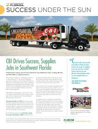 CBI Drives Success, Supplies Jobs In Southwest Florida - Enterprise ... Cdla Local Truck Driver Job In Tampa Floride Rock T Disney Trucking About Us Hshot Trucking Pros Cons Of The Smalltruck Niche Jobs Coastal Beverage Jr Schugel Student Drivers Home Shelton Ex Truckers Getting Back Into Need Experience Ride High On Boom Improvement Pinterest Cdl Traing Driving Schools Roehl Transport Roehljobs A Trucker Asleep Cab Selfdriving Trucks Could Make That Wanted Why Shortage Is Costing You Fortune