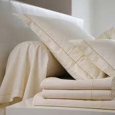 drap housse 140 x 200 coquille beige clair bonnet 27 cm blanc des