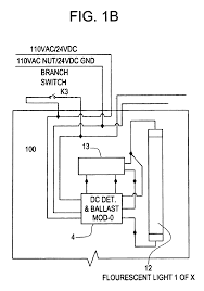 4 Lamp T12 Ballast Wiring Diagram by Bodine Emergency Ballast Wiring Diagram U0026 Cooper 6107 Wiring