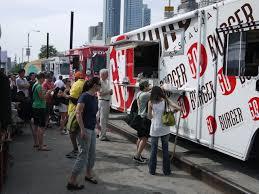 100 New York City Food Trucks How Great Was The Hells Kitchen Gourmet Truck Bazaar