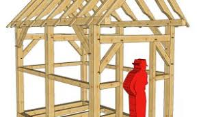 shed plans clever wood projects