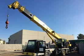 100 Truck Mounted Cranes Egypt