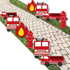 100 Fire Truck Parking Games Amazoncom D Up Lawn Decorations Outdoor