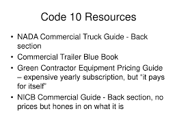 100 Nada Book Value Truck TRAILER TRASH More Than You Ever Wanted To Know About