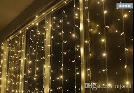 3m 15m Small Christmas Tree Lights Flashing LED Holiday String Wedding Stage Curtain Waterproof Decorative Light Strings AC110V 250VUS UK AU