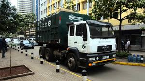 100 Garbage Truck Youtube Will Garbage In Nairobi Send Governor Kidero Home Kenya Monitor