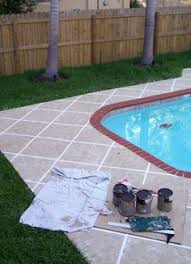 i like this kool deck color project pool pinterest deck