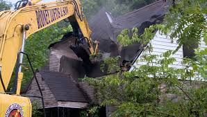 100 100 Abandoned Houses Demolition Underway On More Than Abandoned Homes In