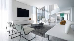 modern minimalist tv room novocom top