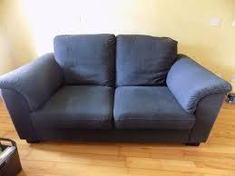 ikea tidafors 2 seater sofa in hensta grey in stirling gumtree