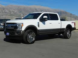 2018 Used Ford SUPER DUTY F-350 KING RANCH FX4 At Watts Automotive ...