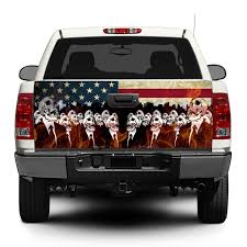 Product: Zombie American USA Flag Tailgate Decal Sticker Wrap Pick ... Lift It Fat Chicks Cant Jump Decal Lifted Truck Sticker Pick Your Bear Trucks Skull Logo Sticker Skater Hq Truck Design For Miracle Movers Maker Appealing Bumpsticker Prting Batman Pickup Bed Bands Decal Vinyl Gmc Sierra Food Wrapping Lorry Klang Selangor American Simulator Sheet Scs Software Ipdent Co 3 Blackred Free Shipping Diesel Stickers Ebay Entry 9 By Kenerojeda Flowers Design Freelancer