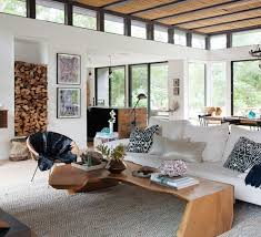15 Homey Rustic Living Room Designs