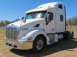2001 Peterbilt 387 Semi Truck   Item B4663   SOLD! Tuesday A...