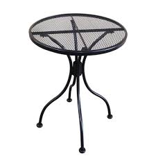 Outdoor Wrought Iron Table With 24'' Round Top Outdoor Fniture Alpharetta Wicker Wrought Iron Table With 36 Round Top And Chair Bistro Black Event Rentals In Home Shop 100 Styles For Every Room Crate Barrel Patio Design Specialist American Casual Living Vintage Mid Century Modern Rattan Hoop The Ritzcarlton Atlanta Ga Jsetter Console Made From Parisian 1880s Wughtiron Balcony Custom Stone Four Hands Powell 55 Ding Used Garden Chairish Kiersten
