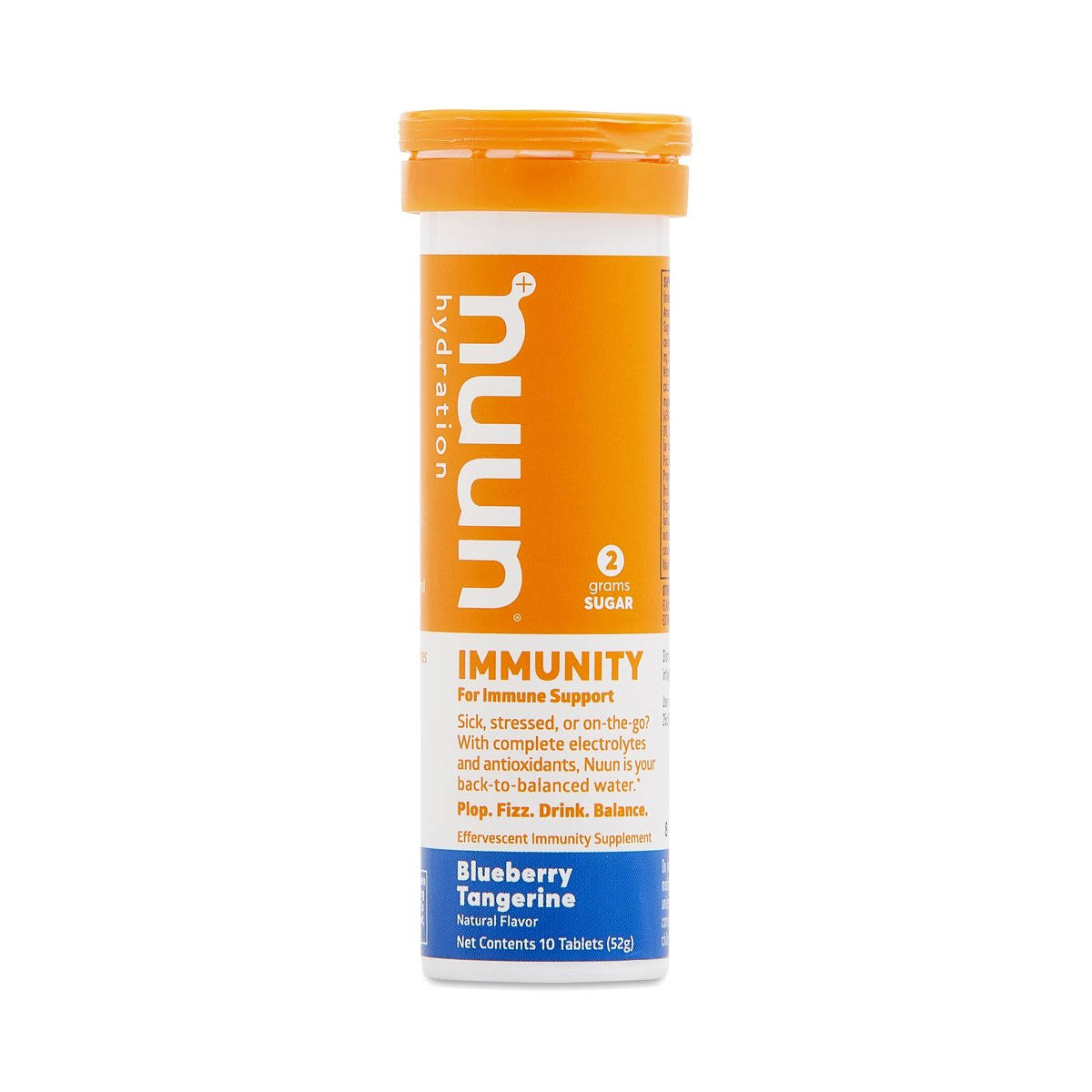 Nuun Immunity Hydration Dietary Supplement - 10ct