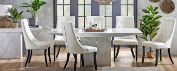 Dining Room Goals: 5 Trending Concrete And Stone Dining ...