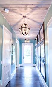 pendant l hallway hanging light glass best lighting ideas